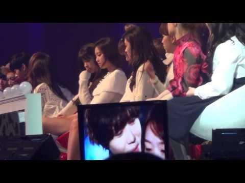 20131229 우리 결혼했어요  SHINee Taemin & A-PINK NaEun  @ SBS Gayo Daejun