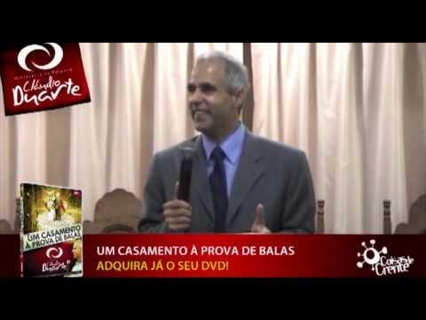 Mensagem do Pr. Cláudio Duarte - Um Casamento à Prova de Balas