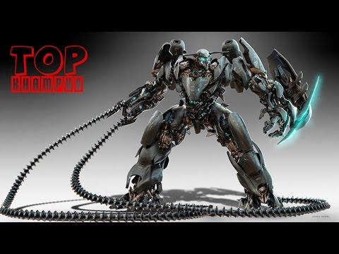 [Top Khám Phá] Top 10 robot, người máy đến từ các bộ phim.