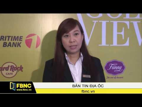 FBNC -TNR  The Goldview: Khu phức hợp thương mại - căn hộ có vị trí đắc địa