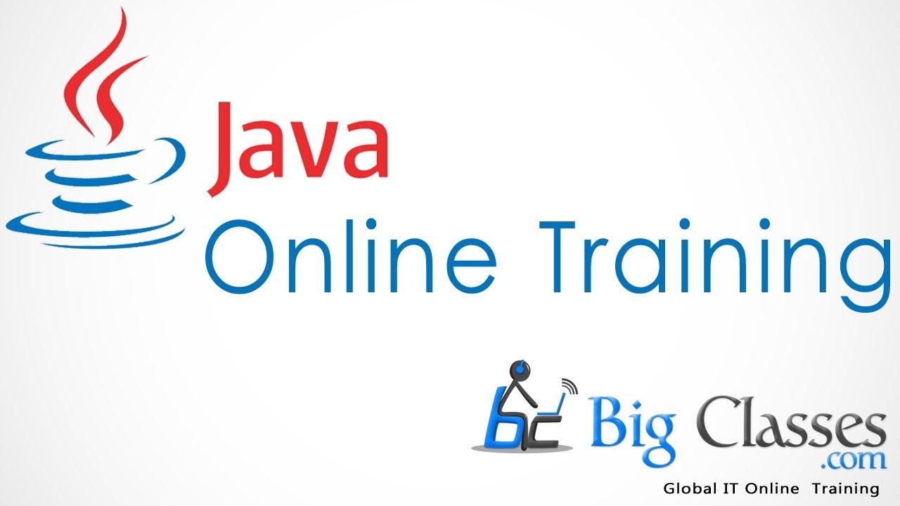 java online tutorial
