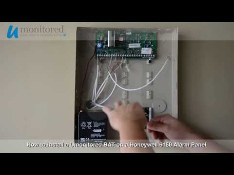 How to Install a Umonitored Broadband Alarm Module on your Honeywell Alarm Panel