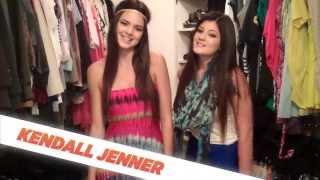 Kendall Jenner's Closet Tour