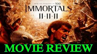 Immortals (2011) Movie Review