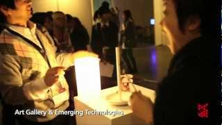 SIGGRAPH Asia 2012 Trailer
