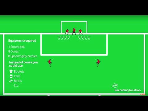 VODACOM NXT LVL GOALKEEPER INSTRUCTIONAL VIDEO