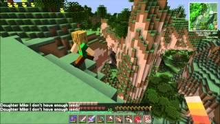 Minecraft LP World Trilogy: Ep.25 - Portal Gun & Gravity Gun Mods + MCA Chores