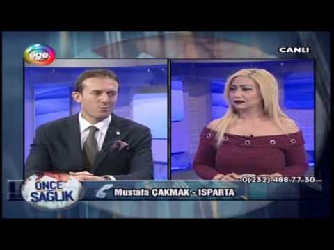 Şah Damarı (Karotis) Hstalıkları Ve Tedavi Yöntemleri- 03.02.2017 Ege TV