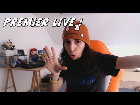 PREMIER LIVE VENDREDI 10/04 A 18H ! - JIRAYA.TV