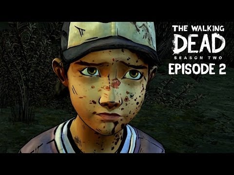 The Walking Dead: A House Divided (Season 2, Episode 2) Game Movie 1080p HD