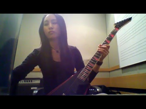 Children Of Bodom Smile Pretty For The Devil cover by Saaya