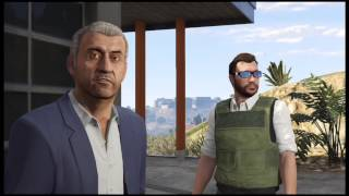 GTA 5 Online: Metting Martin Madrazo And How To Do