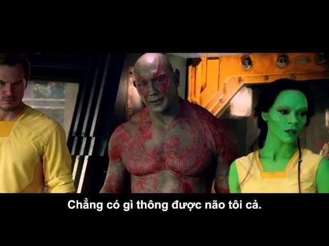 GOTG - Vệ Binh Dải Ngân Hà (hậu trường): Biệt đội Phản-Anh-Hùng có một không hai của Marvel