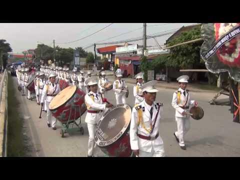 Lễ tang cụ Trương Văn Giới Thị trấn Quỳnh Côi