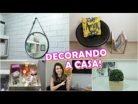 DIVERSOS PRODUTOS - DIY: Ideias criativas para decorar a casa gastando pouco