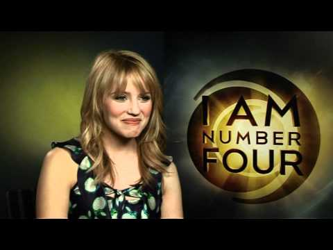 Sugarscape talks to Dianna Agron about I Am Number Four!