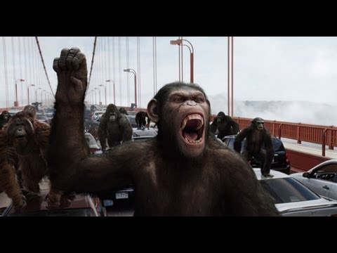 Rise of the Planet of the Apes - Movie Review