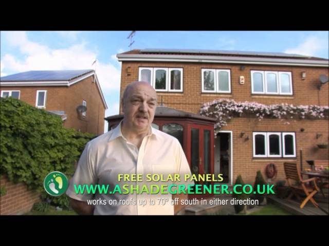A Shade Greener TV Advert