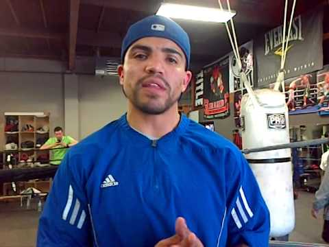 victor ortiz talks movies, ronda rousey and return to the ring