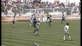 Juniores, V.Guimarães - 0 Sporting - 0 (8-7 gp), Final em 1990/1991
