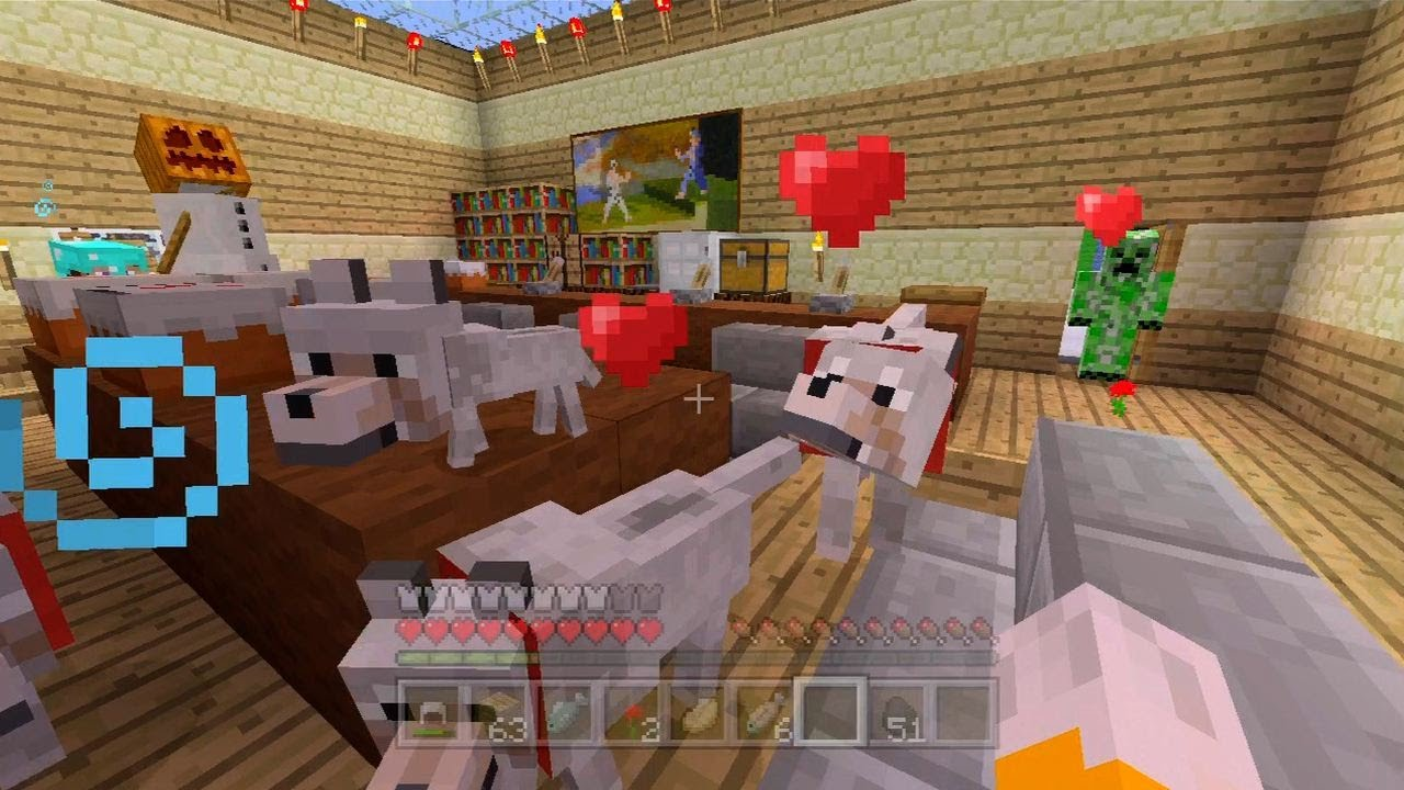 Minecraft How To Make The Beds Look Fancy