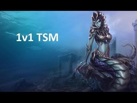 Oddone vs TSM - 1v1  Cassiopeia