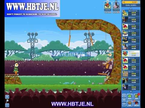Angry Birds Friends Tournament Week 92 Level 4 high score 131k (tournament 4)