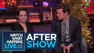 After Show: Claire Foy's Upcoming Movie With Ryan Gosling   WWHL