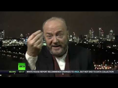 Why MP George Galloway is Killing Tony Blair