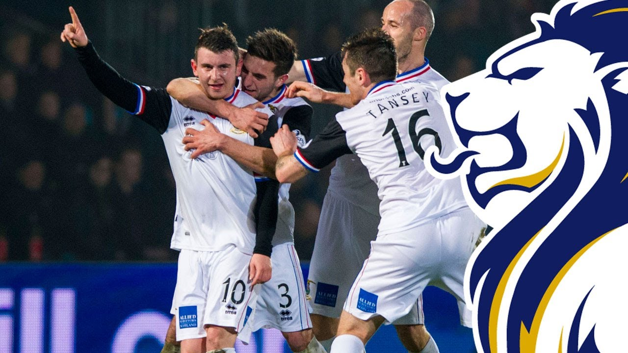 Ross County 1-2 Inverness