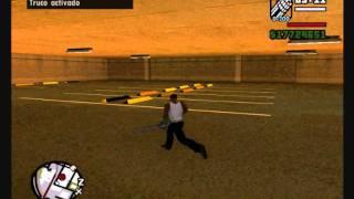 La Mejor Arma De GTA San Andreas
