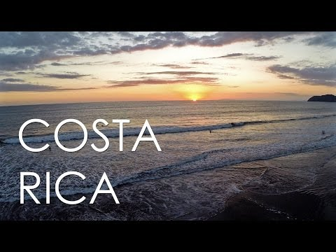 Costa Rica Vacation 2014 - Beach, Mountains, Ziplining & More ...