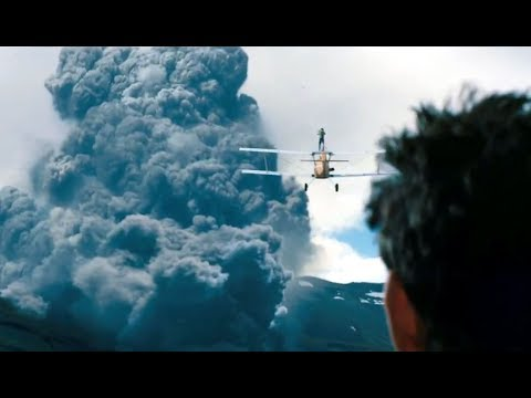 The Secret Life of Walter Mitty Clip - Eruption (HD) Ben Stiller
