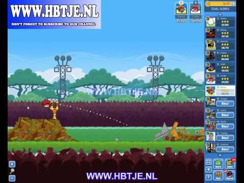 Angry Birds Friends Tournament Week 89 Level 1 High Score 117k (tournament 1)