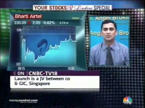 Hold Bharti Airtel for long term: Mayuresh Joshi