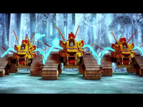 LEGO® CHIMA™ Trailer 4 Season 3 HD 2014