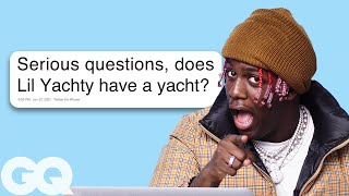 Lil Yachty Goes Undercover on Reddit, Youtube and Twitter | GQ