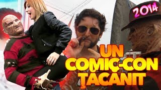Un Comic-Con Ţăcănit (2014) - Dani Pe NET