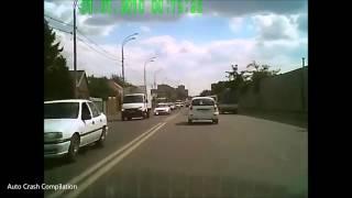 Подборка ДТП с видеорегистраторов 60 \ Car Crash compilation 60