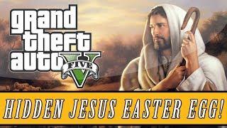 "Grand Theft Auto 5 Jesus Christ ""Hidden Tattoo"" Easter"
