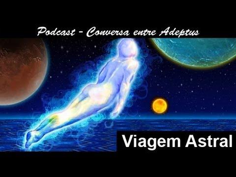 Falando simples sobre Viagem Astral - Palestra com o projeto: Conversa entre Adeptus