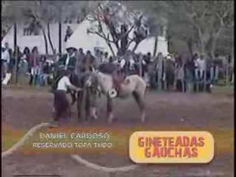 1° Encontro Internacional de Tropilhas e Ginetes - DVD - Gineteadas Gauchas - Vol 1