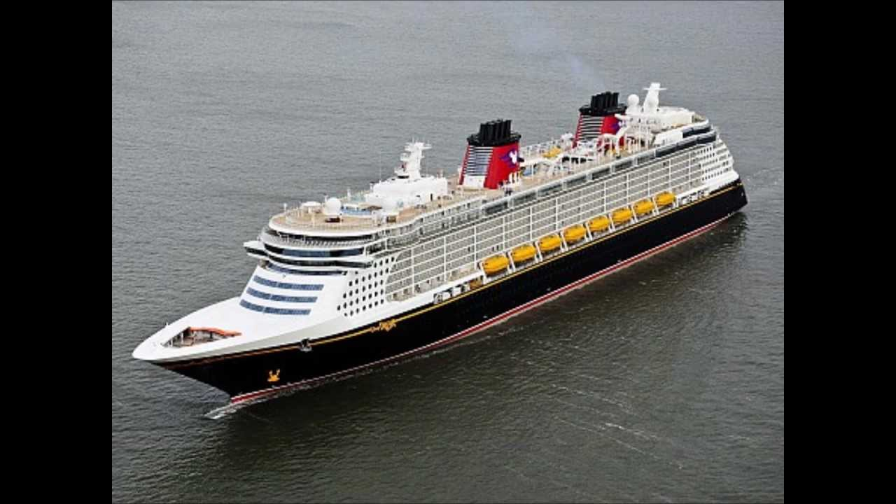 The Top 10 Biggest Cruise Ships In The World 1080p