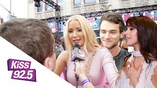 All the Celebs Show Love for #Canada150 on the MMVAs Red Carpet