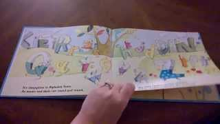 Kindergarten Read Aloud The Sleepy Little Alphabet