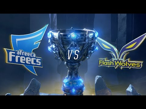 AFS vs FW | Worlds Group Stage Day 6 | Afreeca Freecs vs Flash Wolves (2018)