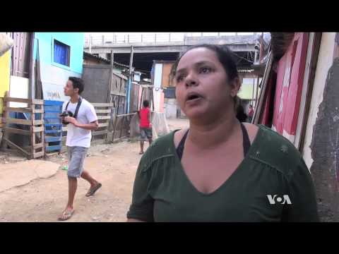 Joy of World Cup Evades Sao Paulo Shantytown