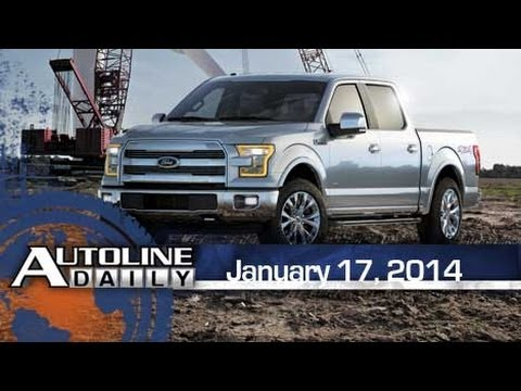 F-150 Tipping Point for More Aluminum Vehicles - Autoline Daily 1294