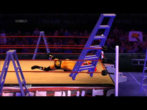 WWE 2K14 Story - Sin Cara's Bad Day Part 3!