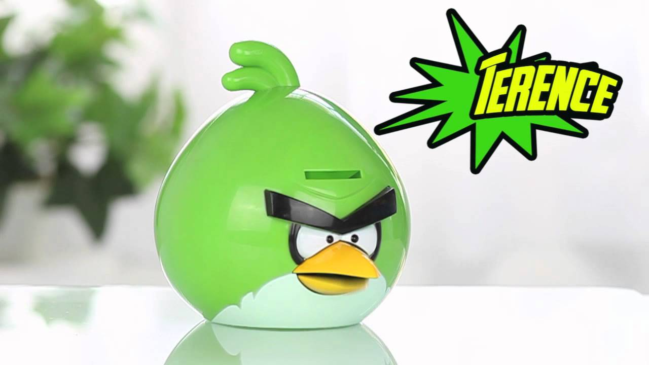 Angry Birds Space Toys : Angry birds space action toy youtube